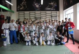 первенство саратовской области по араши карате, 21.05.17