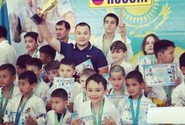 Международный турнир по араши карате р.казахстан (г.кызылорда)